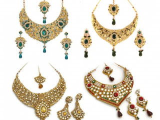 Mallika Collection - beautiful artificial jewellery suppliers
