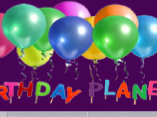 Birthday Planet - Birthday Party Planner
