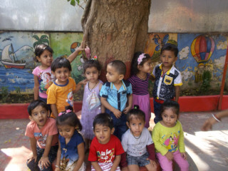 Pre-nursary education - Shashiya Kids Campus