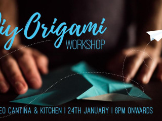 Diy Origami Workshop - Free Event