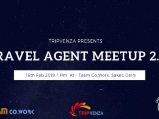Tripvenza - Travel Agent Meetup 2.0