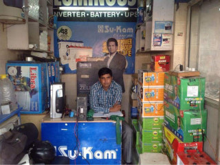 Inverter battery Dealer - Chawla Enterprises
