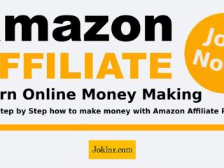 How to work on Amazon as an Affiliate