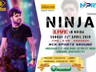 Punjabi Star Night Live-In Concert  with Ninja