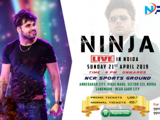 Punjabi Star Night Live-In Concert with Ninja -  NPRV