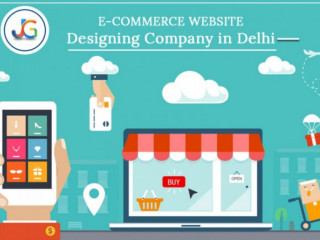 E-commerce Website Designing Company in Delhi - Jeewangarg