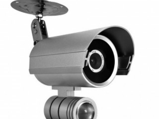 High Resolution CCTV Security Cameras