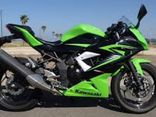 Kawasaki z250 2015 - bike for sell