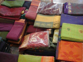 Saree Wholesaler & Retailers - Sharada Silk & Saree