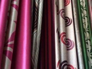 Curtains manufacturer & wholesalers - Bhavya Furnishing House