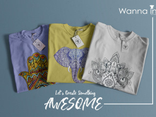 Wanna Ink - Your Custom T-shirt Printing Expert