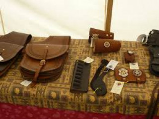 Exporter of Leather goods - Blue Blood International