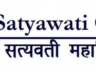 Satyawati College Grade - A by NAAC of Delhi University