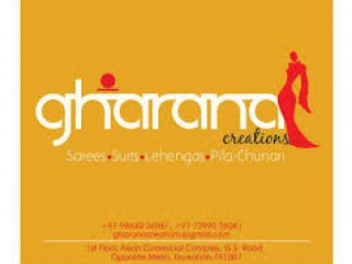 Ethnic Wear - Gharana creations