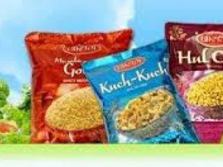 Manufacturer of namkeens and snacks- BIKAJI