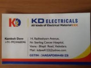 Electric pannels by - K.D Electricials