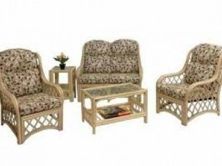 Cane Furniture By - Bhatia Cane Industries