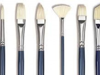 Best makeup brushes- Ash Brush and Components