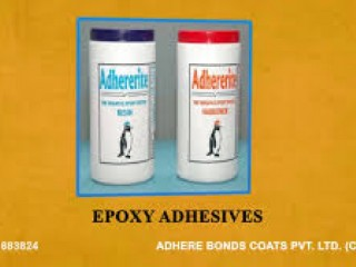 Eco- friendly chemicals-  ADHERE BONDS COATS PVT. LTD.