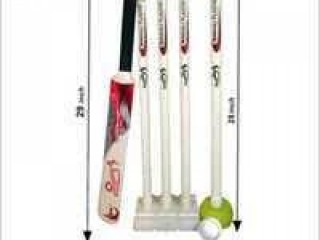 Crickets bat for kids- MAKALI PLASTIC CO.