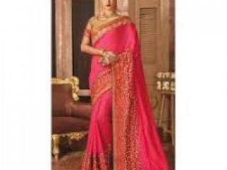 Authentic saree by- Green Cherries