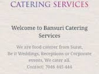 Best caterers - Bansuri Catering Services