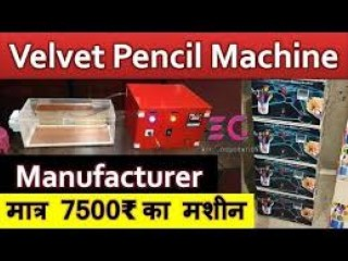 Pencil making  machine - EAZY CORPORATION