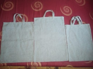 Manufacturer of handmade eco-friendly Bags - EcoMade