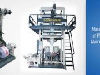 Manufacturer of Plastic Processing & Allied machines - gurucharan industries