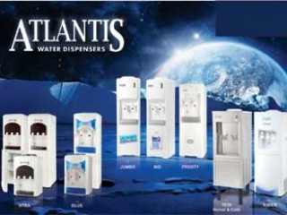 Distributors of Atlantis vending machines - E D TELECOM SERVICES