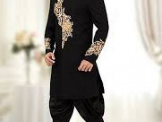Indo western sherwani- AMBE COLLECTION