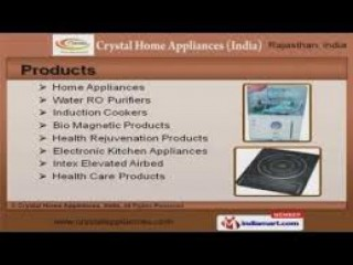Exporters of Plant Fertilizers - Crystal Home Appliances