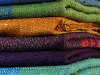 Shawl Silk Fabrics manufacturer & wholesaler