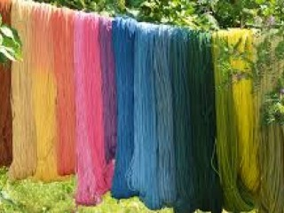 Natural Dyes of clothes