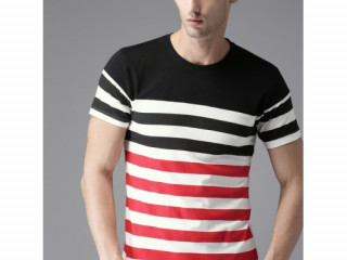 Striped T-Shirt for mens